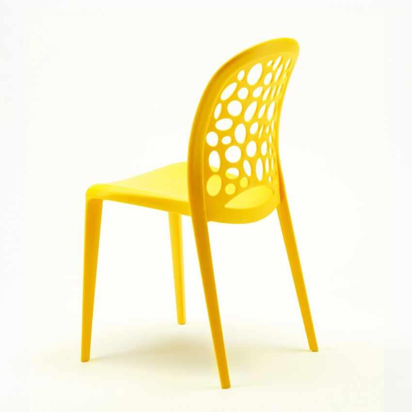 Sedie-cucina-bar-giardino-impilabile-Design-WEDDING-HOLES-MESSINA