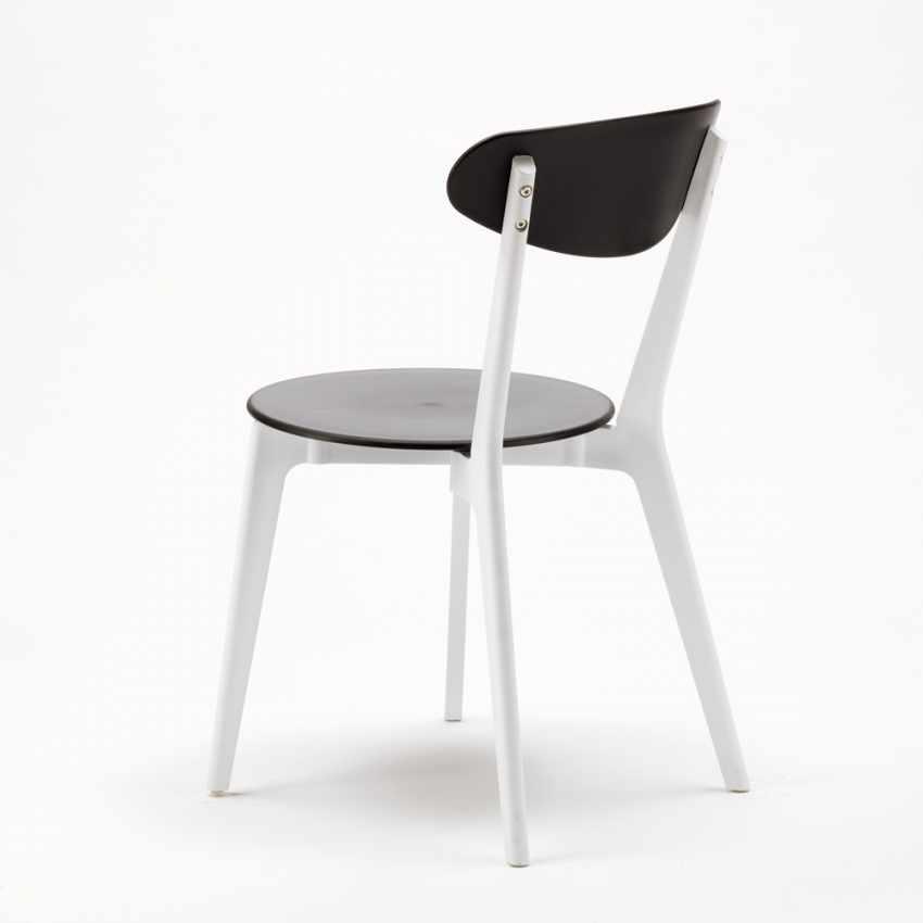 4 sedie cucina bar ristorante trattoria cuisine paesana design ebay - Sedie cucina ebay ...