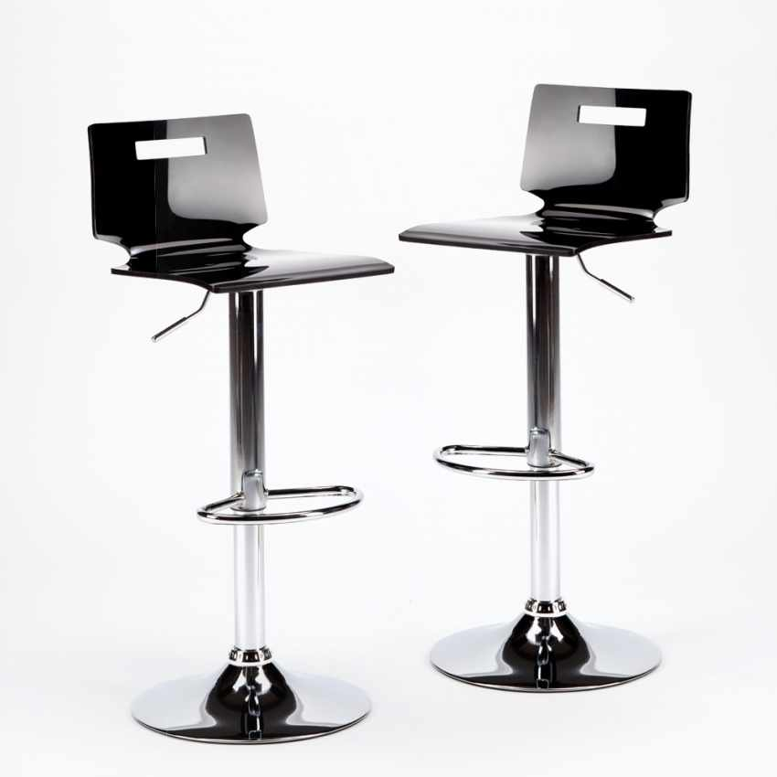 Coppia Sgabello Design Bar Cucina SAN JOSE II scelta