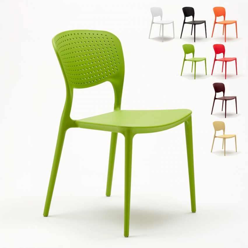 Offerta 20 Sedie di Design per Bar e Ristorante Interni ed Esterni GARDEN GIULIETTA - vendita