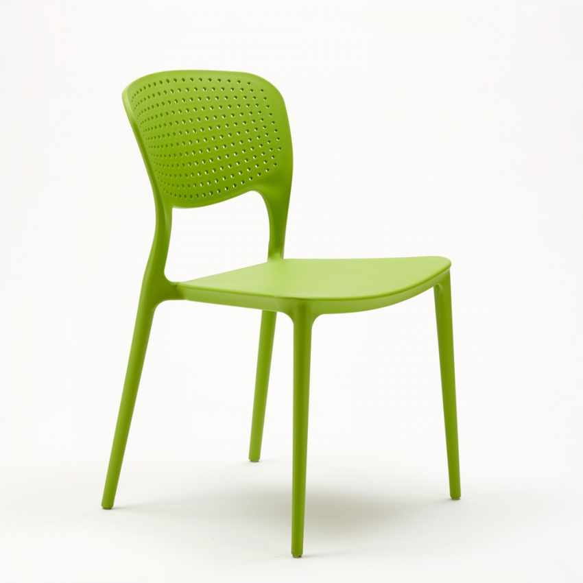 Offerta 20 Sedie di Design per Bar e Ristorante Interni ed Esterni GARDEN GIULIETTA - arredamento