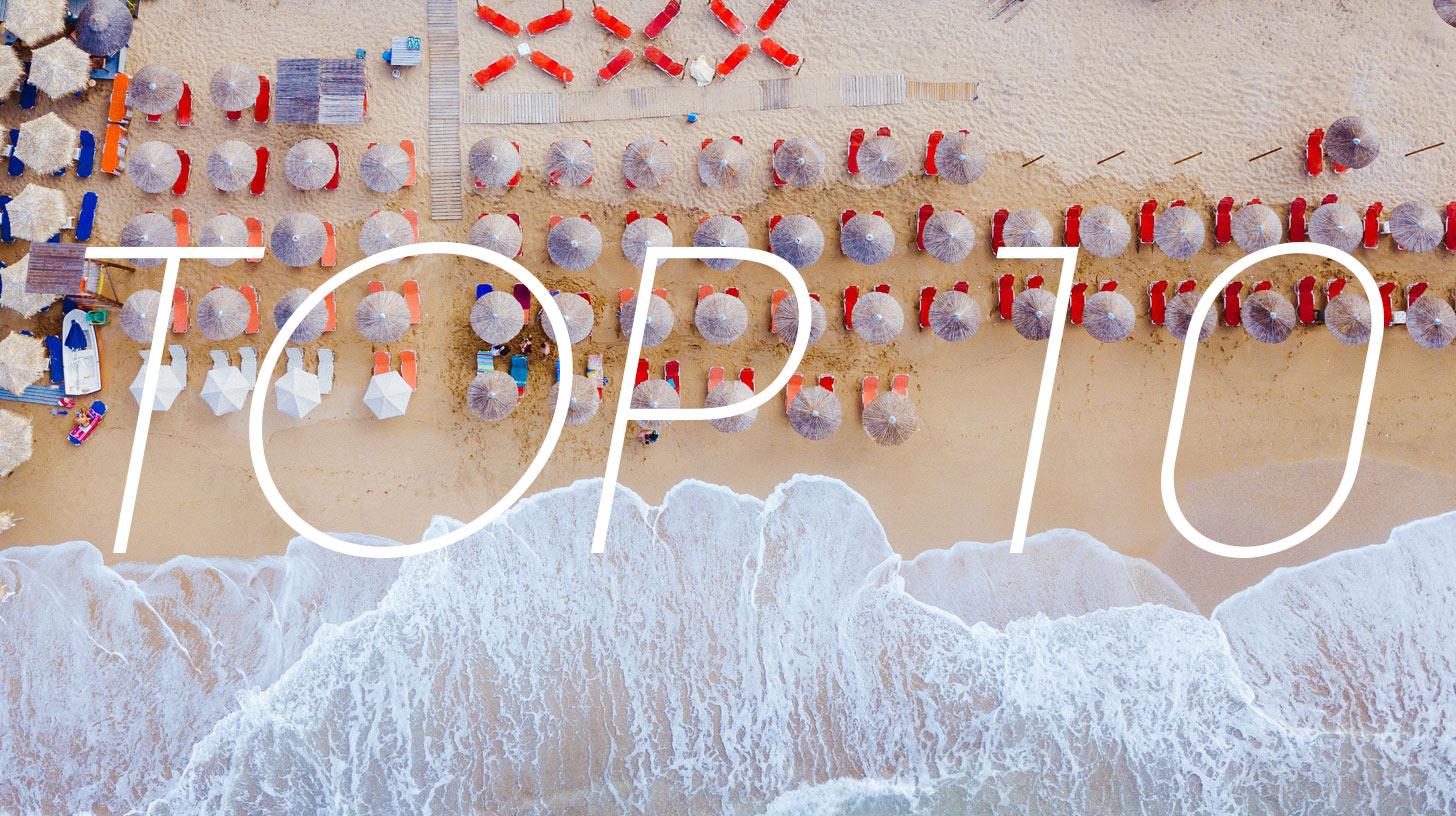 I 10 migliori ombrelloni da spiaggia 2019