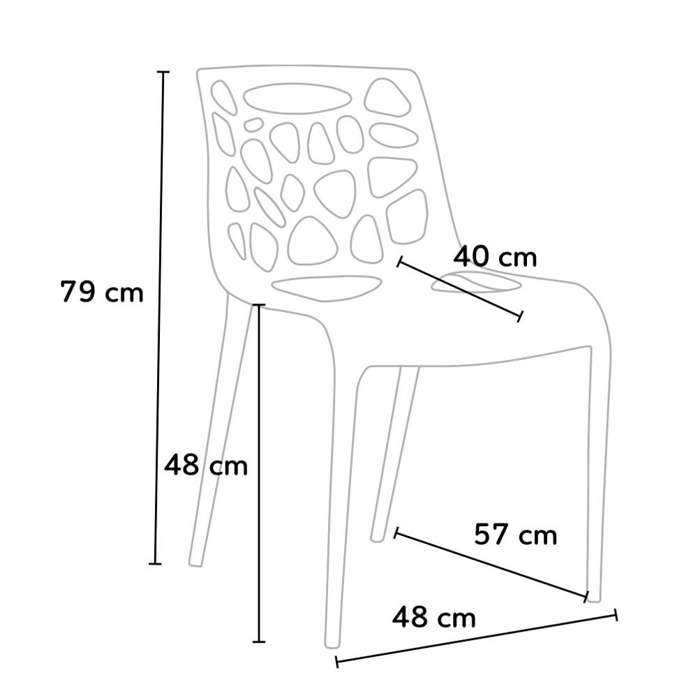 chair gelateria