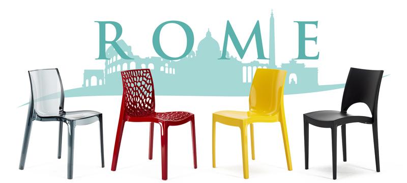 Sedie bar roma for Sedie per ufficio roma