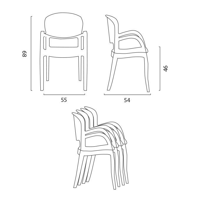 Joker chair