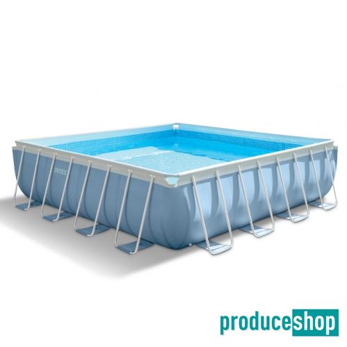 piscina quadrata