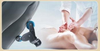 poltrona massaggio professionale schiena