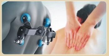 poltrona massaggio schiena