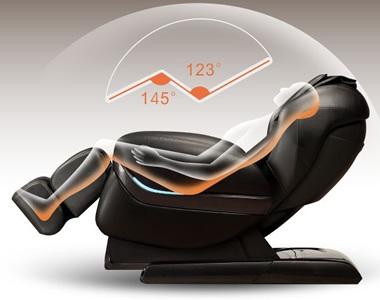poltrona massaggio zero gravity