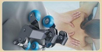 poltrone massaggio schiena